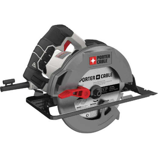 Porter Cable 7-1/4 In. 15-Amp Heavy-Duty Circular Saw
